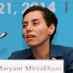 اهدای مدال در رویداد جایزه زنان در علم