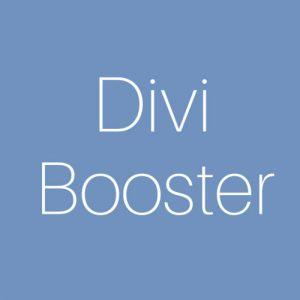 افزونه دیوی بوستر
