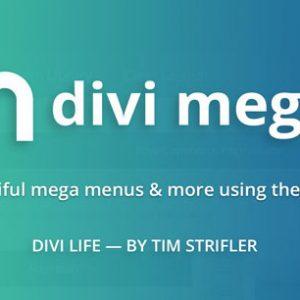 افزونه ایجاد مگامنو های حرفه ای در وردپرس | Divi Mega Pro