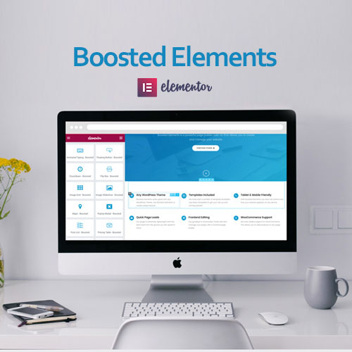 افزونه Boosted Elements for Elementor