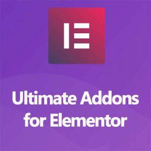 افزودنیهای صفحه ساز قدرتمند Ultimate Addons for Elementor