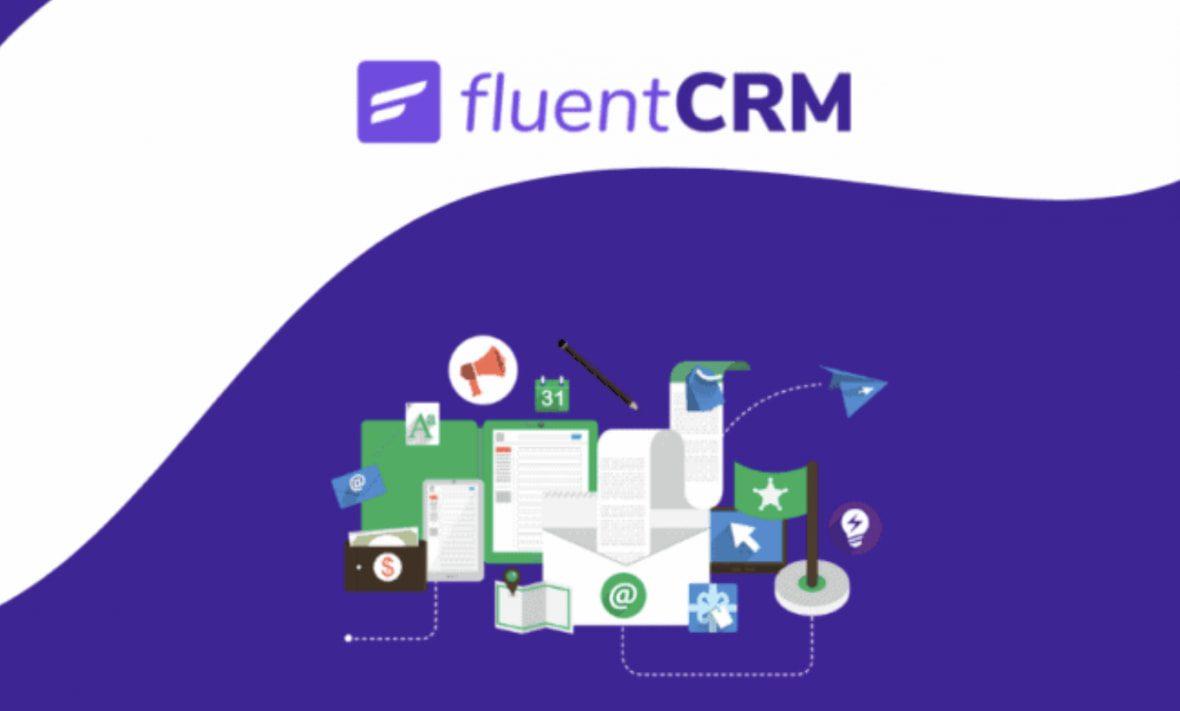 افزونه وردپرس اتوماسیون بازاریابی FluentCRM Pro