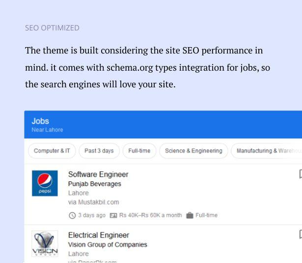 SEO بهینه سازی شده/قالب صفحه وردپرس Capstone