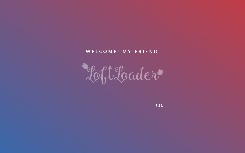 افزونه بارگذاری صفجات LoftLoader Pro