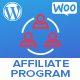 افزونه WordPress & WooCommerce Affiliate Program)