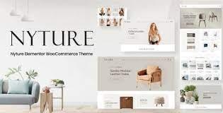 قالب Nyture | ❤️ قالب وردپرس Nyture | قالب فروشگاهی نایچر