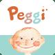 قالب Peggi